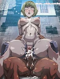 Hot anime girls fucked hard