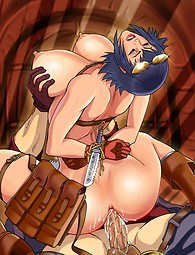Darkstalkers porn and porn with other characters