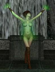 Fantasy porn imágenes elfos