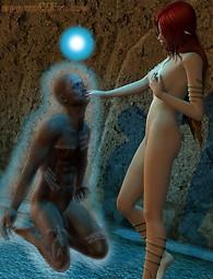 Naked Elf sorcerer pics