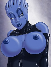 Halo porn, Aerith from Final Fantasy shows her pussy, Liara of Mass Effect nude, Batman fucking Harley Quinn