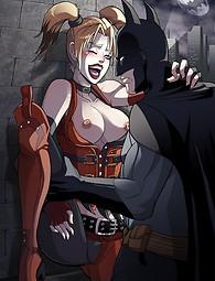 Halo porno, Aerith de Final Fantasy muestra su coño, Liara de Mass Effect nude, Batman puto Harley Quinn