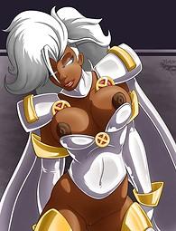 X-Men hot sexy pics