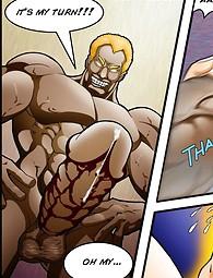 Erotic comics interracial