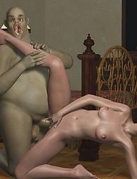 Fantasy monster sex porn pics