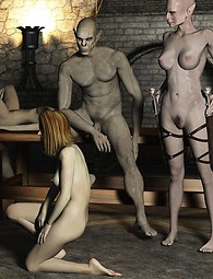 Monster Sex Paradise
