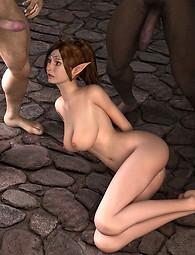 Hot elf sex adult pics