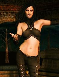 Chicas guerreras más sexy! Es hora de cumplir sus sueños más salvajes! Hermosas elfos gimiendo de placer ...