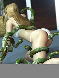 Lustful Tentacle porn