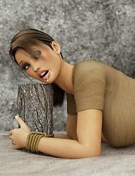 Lara Croft fucked by goblins