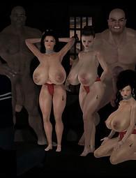 Chicas calientes con tetas enormes follada mis calientes pollas monstruo negro. Orgías interraciales tórrida!