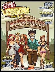 Farm Lessons hot JAB xxx porn comics