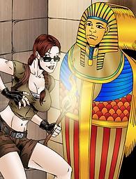 Lara croft porn pics toon comics