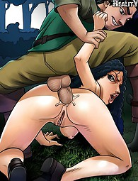 Anal cartoon xxx pics Tangled
