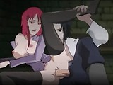 Another cartoon couple having hot sex in the dungeon.