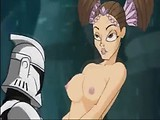 Star Wars Hentai porn Video.