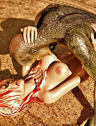 Elves penetrated by beasts xxx pics
